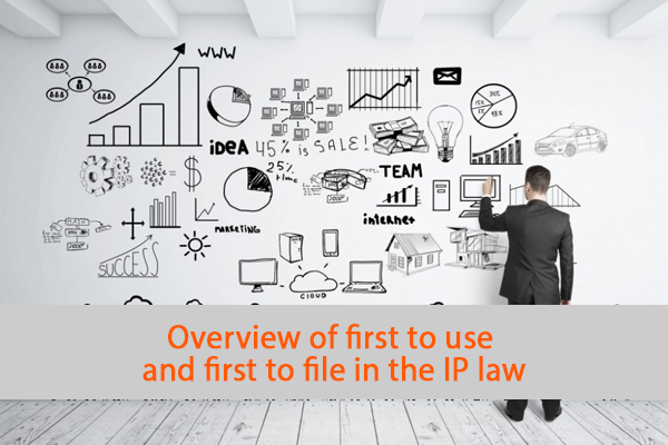 Overview Of First To Use And First To File In The Ip Law